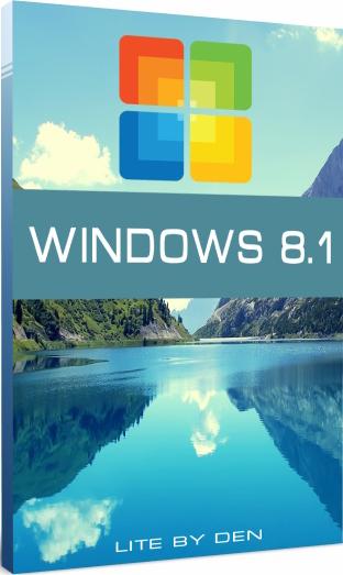 Windows 8.1 Pro Lite / x86 / v.1.1 / by Den / ~rus~
