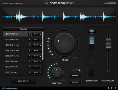 Accusonus Drumatom Player 1.2.0