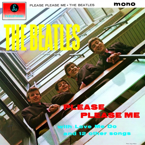 The Beatles – Please Please Me (Reissue)