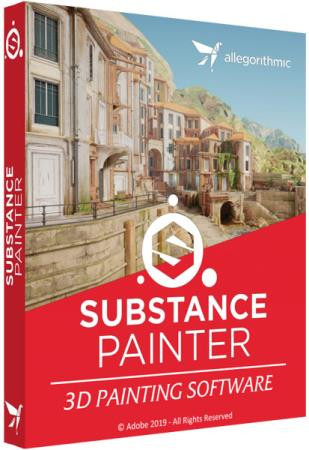 Allegorithmic Substance Painter 2019.2.0 Build 3242
