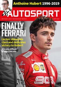 Autosport   05 September 2019