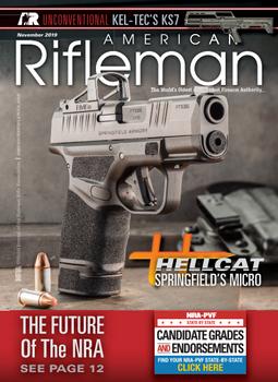 American Rifleman 2019-11