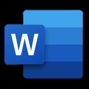Microsoft Word 2019 for Mac v16.30 VL  Multilingual