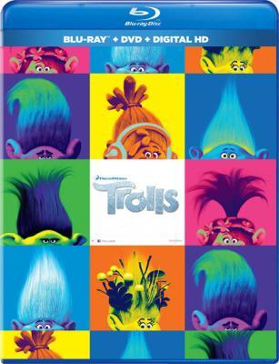 Тролли / Trolls (2016) WEB-DL 1080p