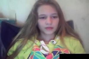 Teen girls on omegle webcam homemade.