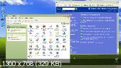 Windows XP Professional SP3 Lite by WinRoNe v.1 (x86) (2016) [Rus]