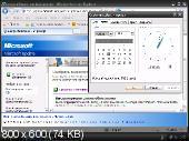 Windows XP Professional SP3 VL by Sharicov v.01.01.2017 (x86-x64) (2017) [Rus]