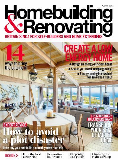 Homebuilding & Renovating  August (2019)