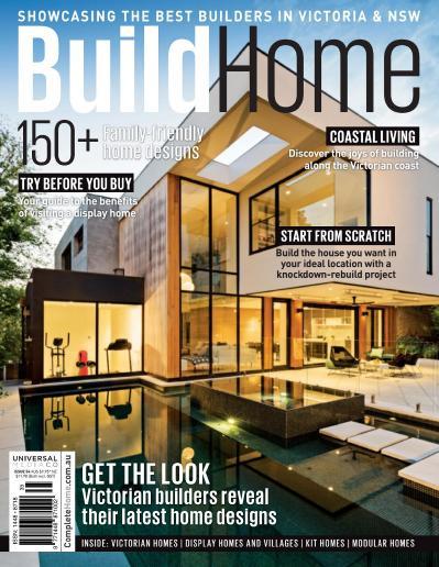 Build Home Victoria  July (2019)