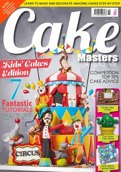 Cake Masters   July (2018)