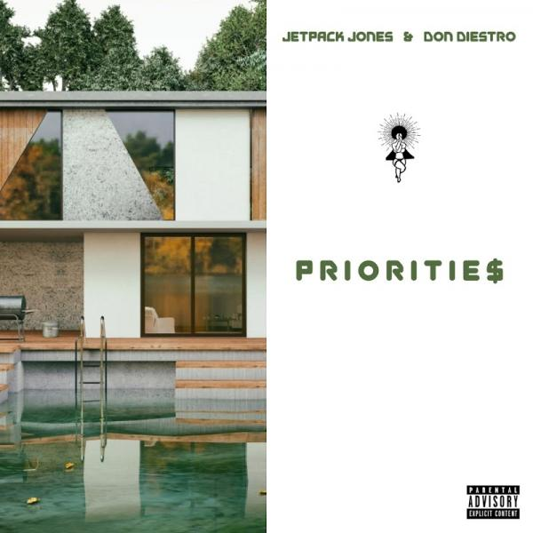 Jetpack Jones Priorities Single  (2019) Enraged