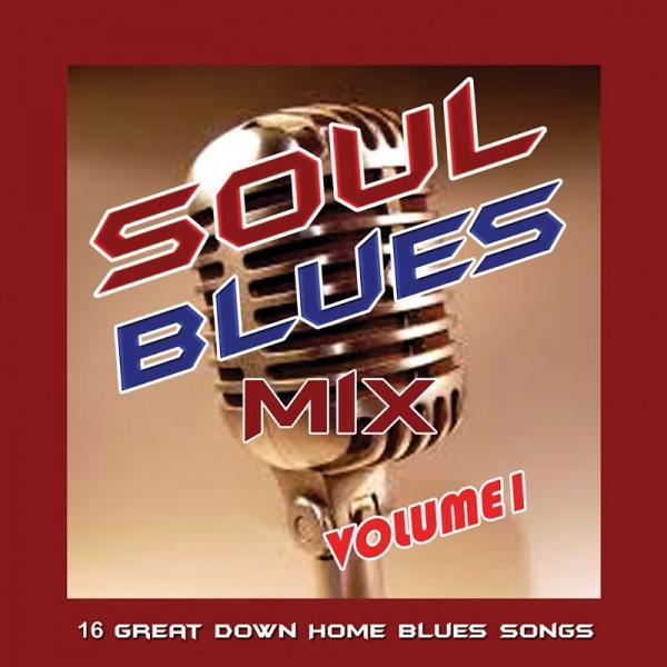 Va Soul Blues Mix Vol 1  (2019) Enraged
