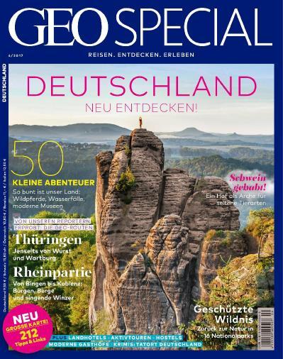 Geo Special  Nr 4 (2017)
