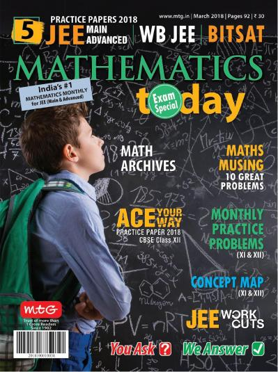 Mathematics Today   01 03 (2018)