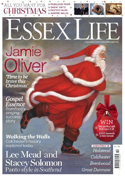 Essex Life  December (2017)