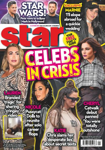 Star Magazine UK  16 October (2017)