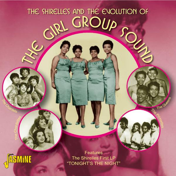 Va The Shirelles And The Evolution Of The Girl Group Sound  (2012) Soundz