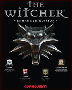 The Witcher - Enhanced Edition Director's Cut (2007, PC)