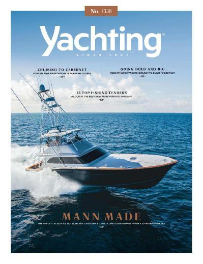 Yachting USA   June (2018)