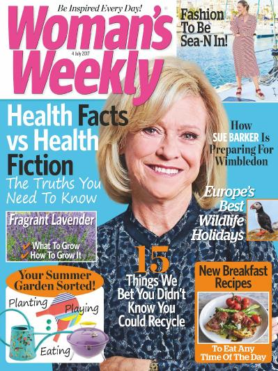 Woman s Weekly UK  4 July (2017)