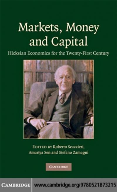 Markets Money and Capital