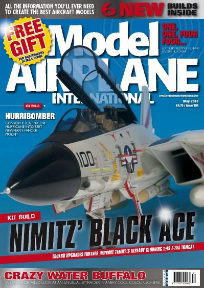 Model Airplane International   Issue 154 May (2018)