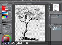 Clip Studio Paint EX 1.9.3 + Materials
