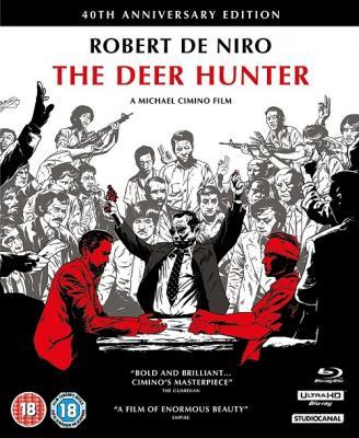 Охотник на оленей / The Deer Hunter (1978) BDRemux 2160p | HDR