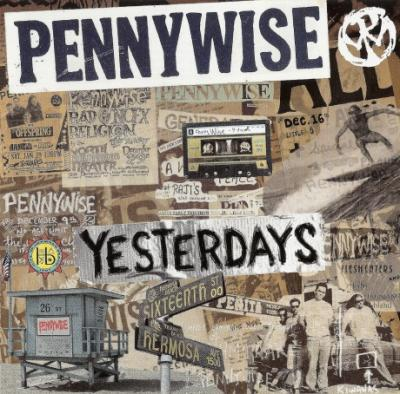 Pennywise - Yesterdays (2014) FLAC