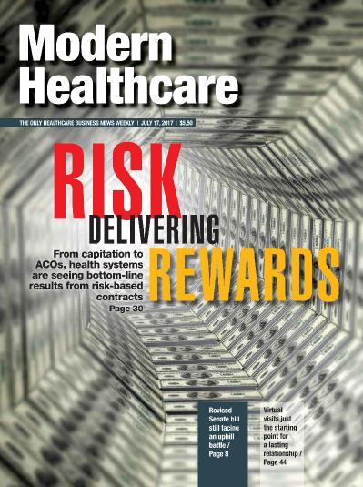 Modern Healthcare  July 17 (2017)