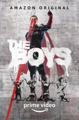 Пацаны / The Boys [Сезон: 1] (2019) WEB-DL 1080p | AlexFilm
