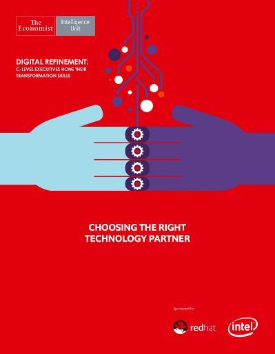 The Economist Intelligence Unit  Choosing The Right Technology Partner (2017)
