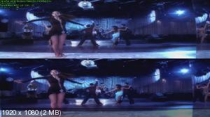 Liu Zhen - Sexy Dance  (by Ash61) Вертикальная анаморфная стереопара
