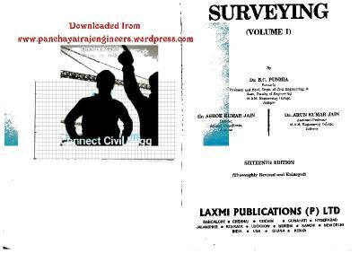 Surveying Vol ! B C Punmia