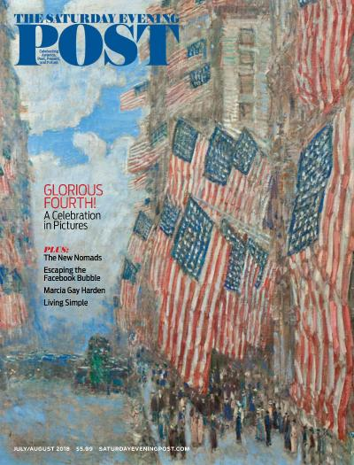 The Saturday Evening Post  July August (2018)