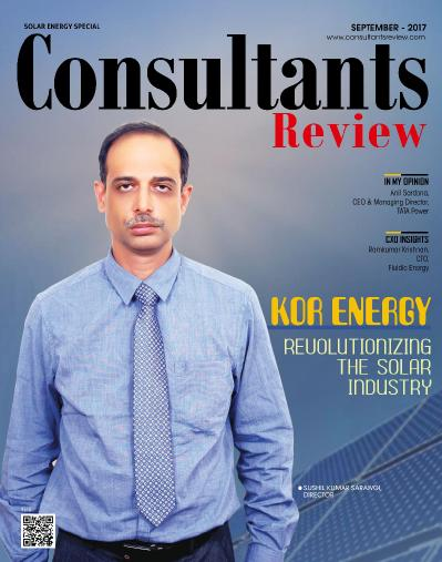 Consultants Review  September (2017)