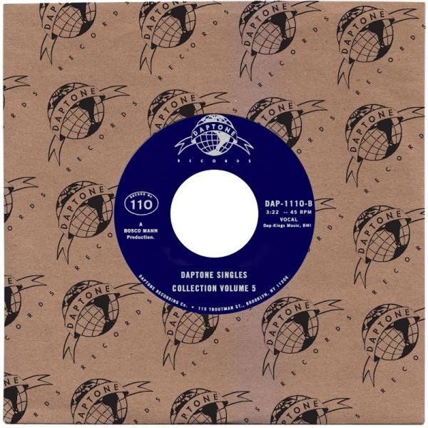 VA Daptone Records Singles Collection Volume 5  2019 ENRAGED