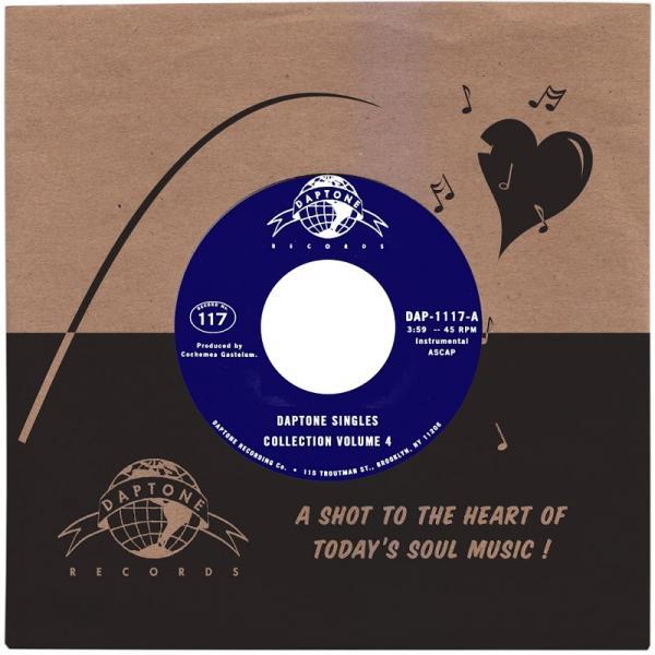VA Daptone Records Singles Collection Volume 4  2019 ENRAGED