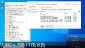 Windows 10 pro x64 19h1 18362.267 + office2019 july 2019 by generation2 (rus). Скриншот №3