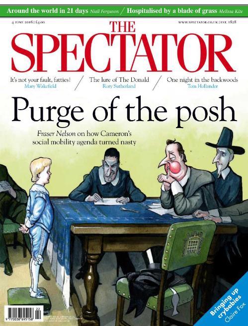 The Spectator   4 June (2016)