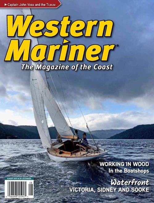 Western Mariner   August (2019)