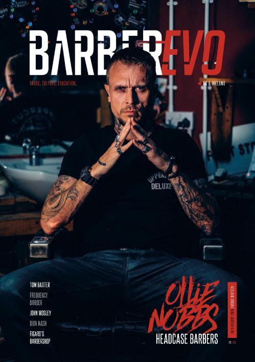 Barber Evo   July (2019)