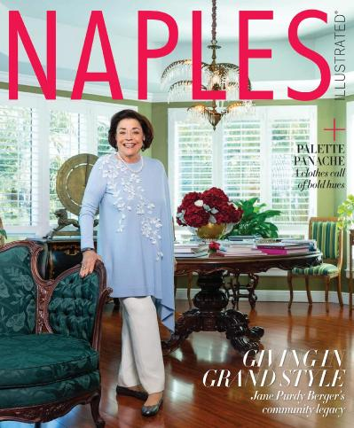 Naples Illustrated   March (2019)