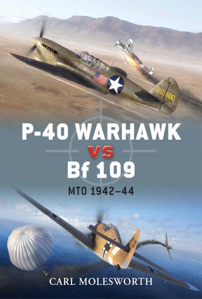 P 40 Warhawk vs Bf 109 MTO 1942 44