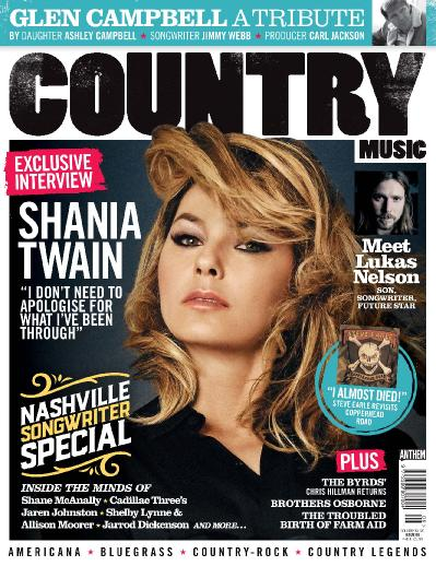 Country Music  Issue 6  October November (2017)