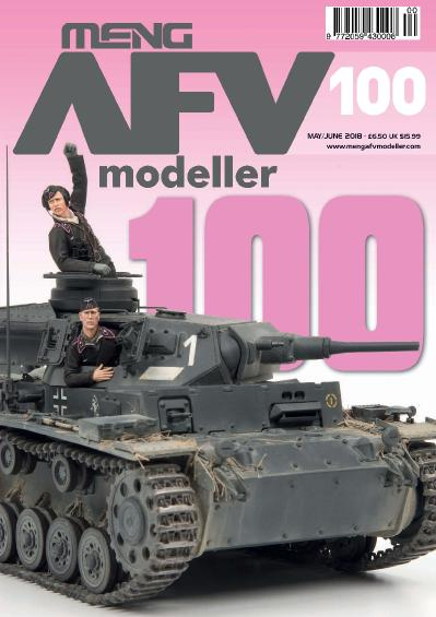 Meng AFV Modeller  May June (2018)