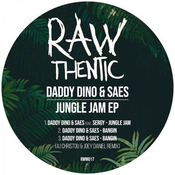 Daddy Dino featuring Saes and Sergy Jungle Jam RWM017   2019