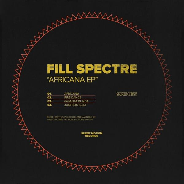 Fill Spectre Africana SMD035   2019