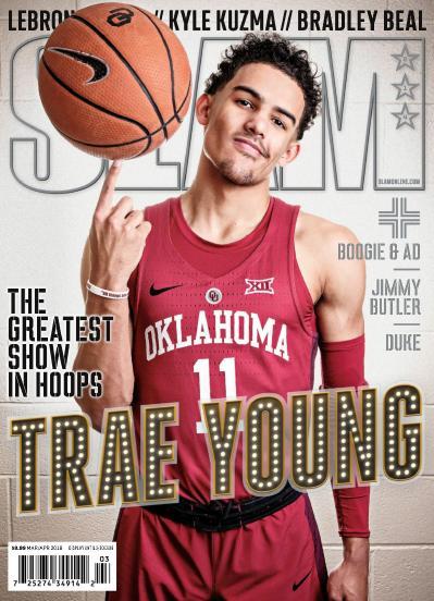 Slam Magazine  April (2018)