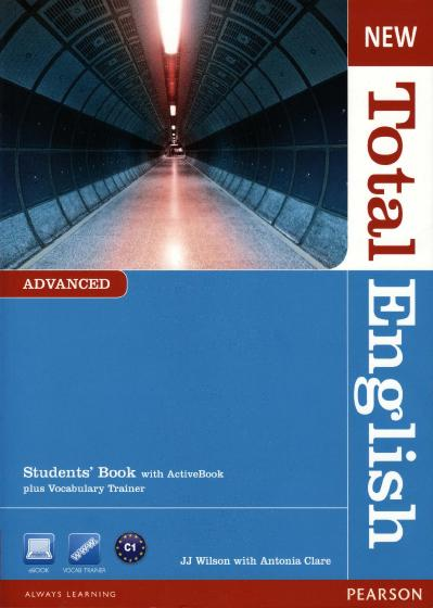 New Total English   Advanced   Students Book p